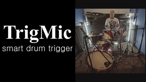 drum trigger tutorial trigmic smart drum trigger and microphone comparsion youtube