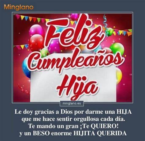 imagenes feliz cumpleaños hija para facebook im 225 genes de feliz cumplea 241 os hija im 225 genes