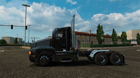 kenworth t kenworth t600 day cab ets 2 mods ets2downloads