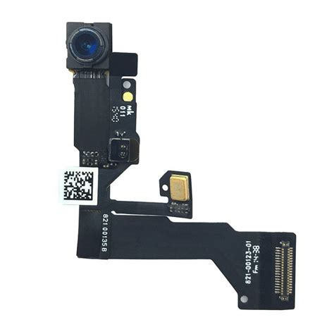 iphone  front facing camera light microphone flex cable