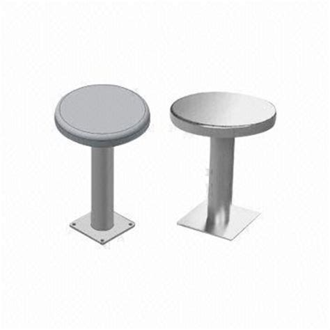 Stool Mount by Floor Mount Stools Made Of Stainless Steel Global