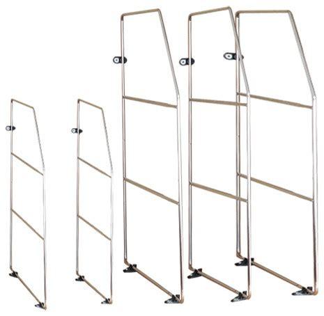 rev a shelf 597 12 10 tray divider 12 quot high white