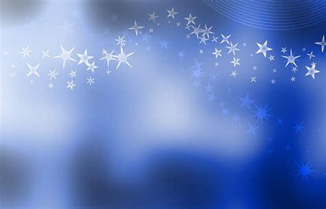 gambar wallpaper bintang biru ilustrasi gratis latar belakang abstrak biru gambar