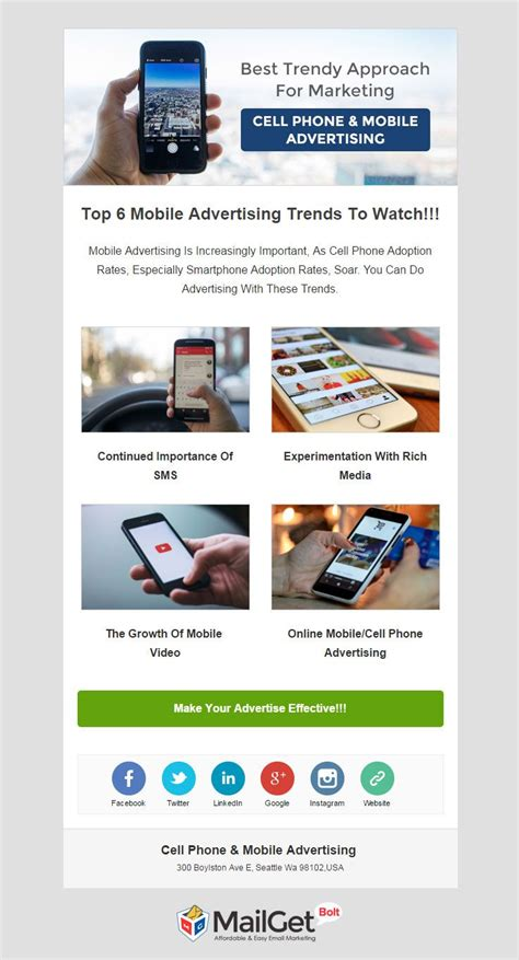 email advertisement template 15 best advertising agencies email templates ad agency