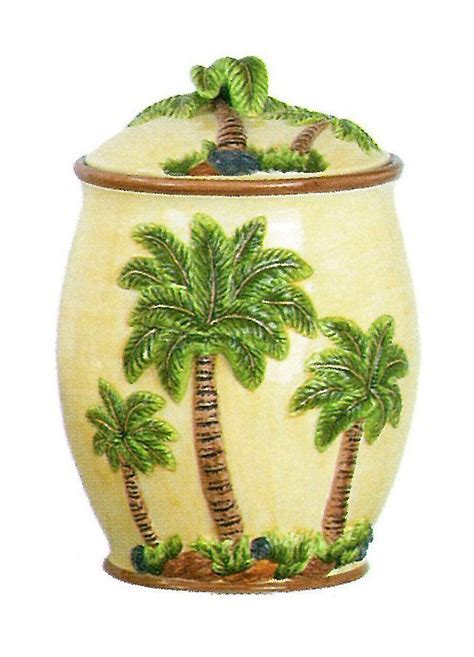 17 Best images about Palm Tree Themed Kitchen on Pinterest