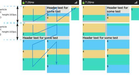 html layout span css multi column layout module creating multi column layouts