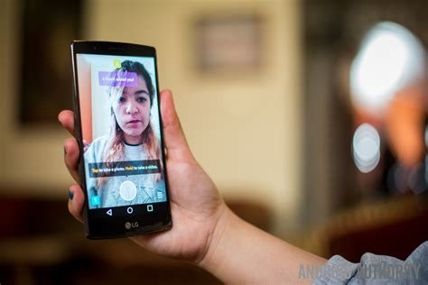 snapchat for android phones snap inc might see android as an important platform for