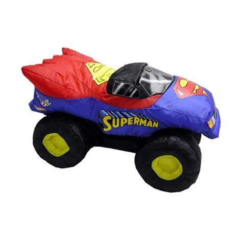 monster jam puff trucks superman puff truck