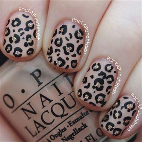How To Make Cheetah Print Nail