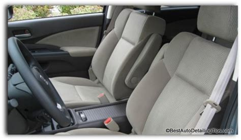 cleaning car seats upholstery how to clean car upholstery easier than you have been