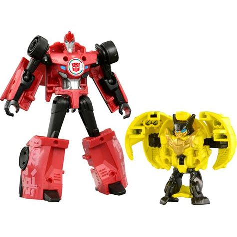 Robot Thunder Ri transformers adventure tav40 43 autobot with mini con packs official images transformers