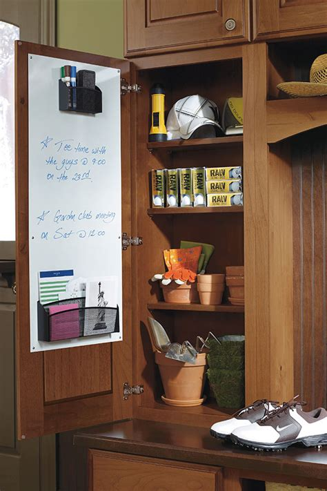 message center cabinet decora cabinetry
