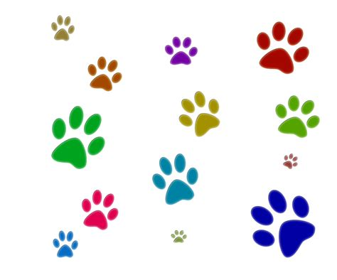 paw print image paw print image clipart best