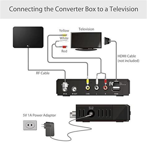 best digital analog converter best analog to digital dtv converters gistgear