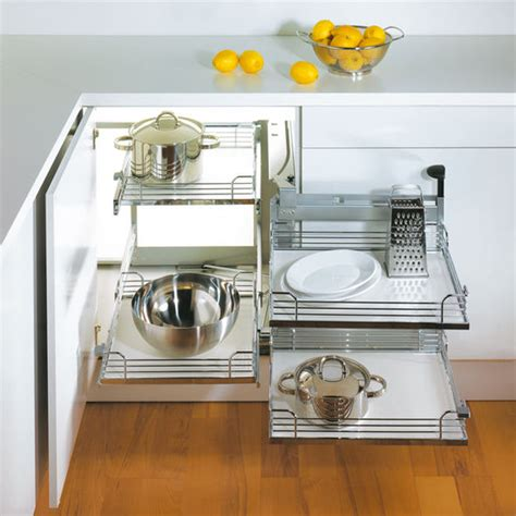 hafele magic corner ii for use in kitchen blind corner