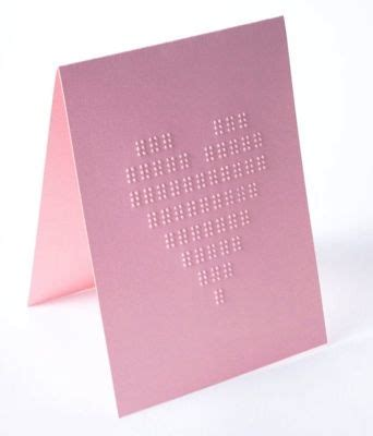how to make braille cards handmade braille s cards