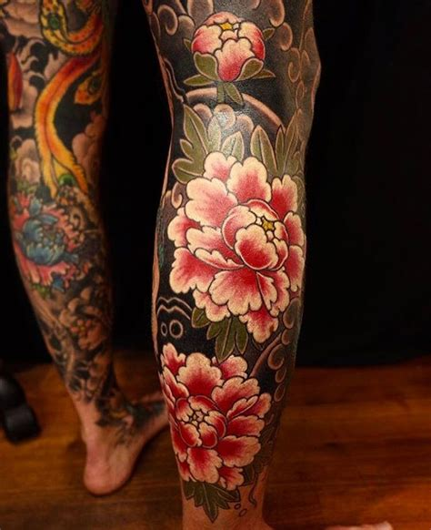 japanese peony tattoo 25 best ideas about japanese peony on