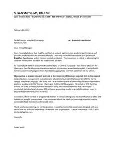 nutrition cover letter best photos of cover letters for resumes 2012 resume