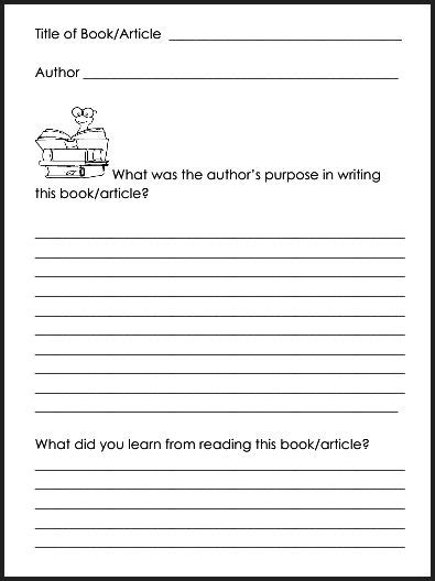 author s purpose worksheet chsh teach authors purpose 1st 3rd grade