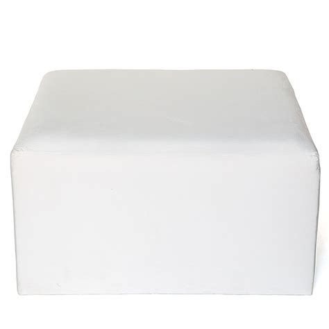 rta section 151 ottoman white 28 images white ottomans nagoya white