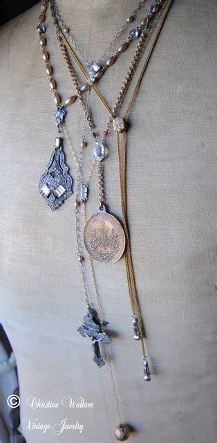 Gemstone Lariats From Sweet Sky Jewelry by Christine Wallace Quot Honoring Through Jewelry Quot Gems