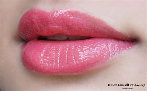 Glossy Lipgloss glossy gloss watermelon review swatches