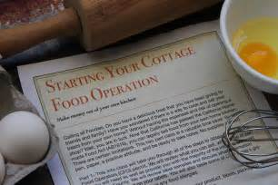 Cottage Food Operation by Starting Your Cottage Food Operation Class