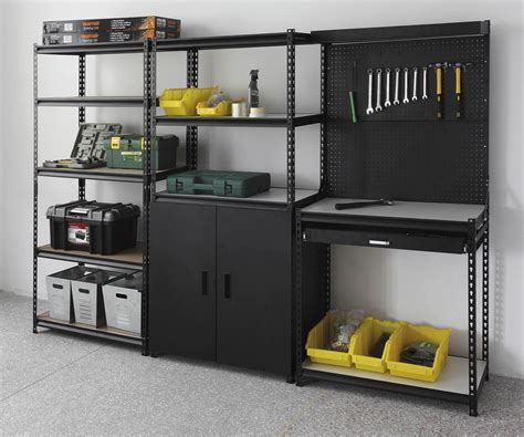 Diy Garage Storage Nz 11 Steps To An Organised Garage