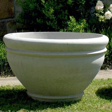 Cast Planters by Cast Riverbend Garden Planter