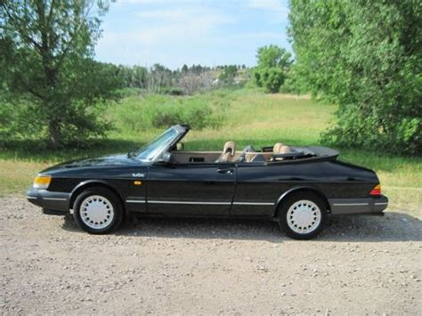 how can i learn about cars 1990 saab 900 windshield wipe control find used 1990 saab 900 turbo convertible 2 door 2 0l fwd black with tan interior 224k in