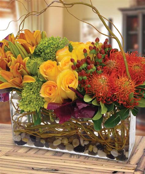 Thanksgiving Flowers by Branching Out Flowers Fall Autumn Thanksgiving