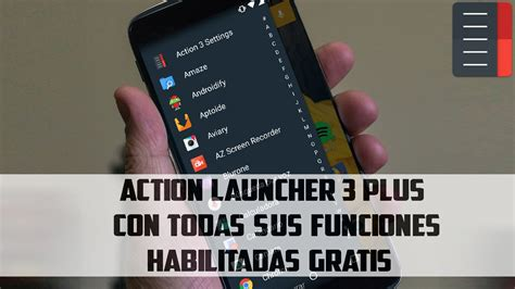 descargar launcher apk descargar launcher 3 plus apk un excelente launcher material design android para