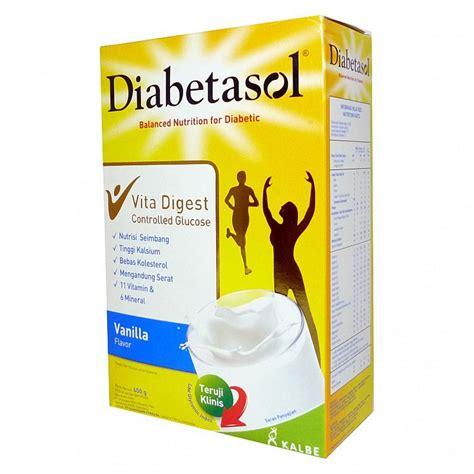 Diabetasol Sweetener 50 Sachet 1gr jual makanan minuman sehat murah lengkap prosehat