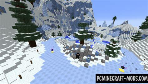 minecraft boat map download ice boat madness map for minecraft 1 13 1 1 12 2 pc