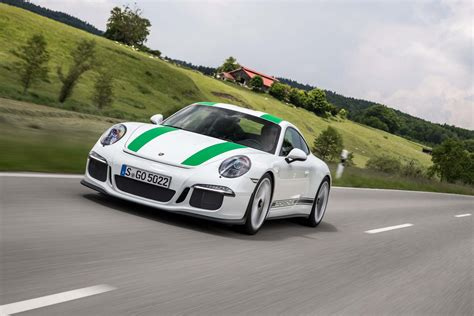 porsche 911 r a second hand porsche 911 r commands as much as 1 3