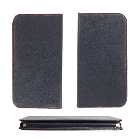 Xiaomi Mi 5s Plus Leather Dompet Casing Wallet Armor Sarung Mewah xiaomi mi 5s plus leather wallet sleeve stitch pdair