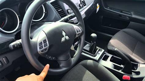 New 2016 Mitsubishi Lancer Es 5 Speed Manual In Aurora Il