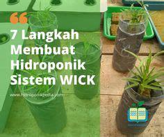 cara membuat hidroponik wick system tabel ppm dan ph larutan nutrisi hidroponik untuk sayuran