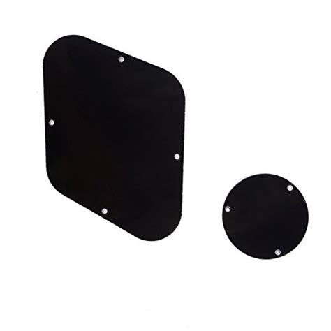 Backplate Ivory Gibson Lespaul Set musiclily pickguard backplate cavity and switch cover set for import it all