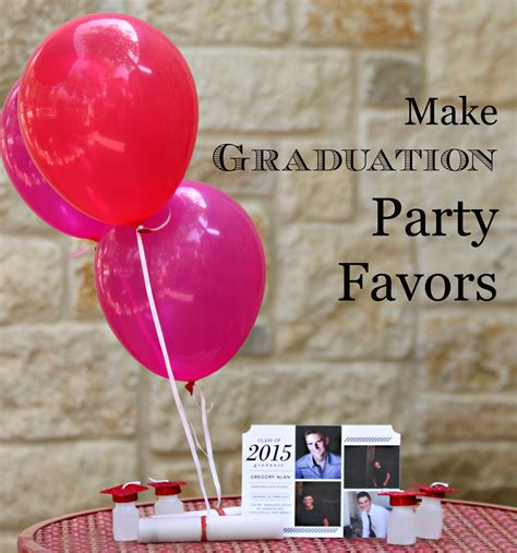 Graduation Party Giveaways - make cap and diploma graduation party favors morena s corner