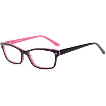 Pink And Black Glasses womens prescription glasses hc06 brown
