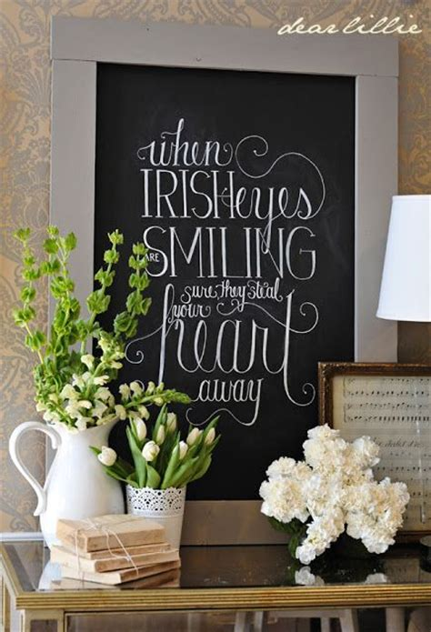 irish decor for home 17 diy st patrick s day decorating ideas the girl