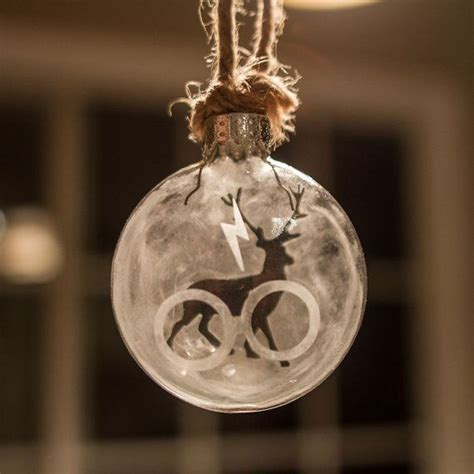 christmas gifts for harry potter fans harry potter fan christmas gift harry potter ornament