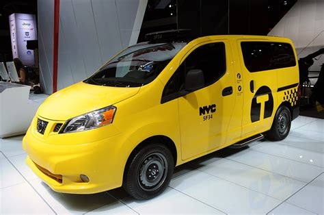 nissan nv200 taxi 2014 nissan nv200 taxi york 2012 photo gallery autoblog