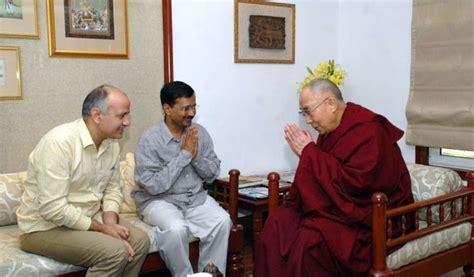 film india lalat when delhi cm arvind kejriwal manish sisodia met dalai