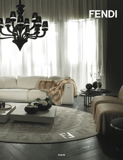 fendi rug interior design decor ideas fendi living