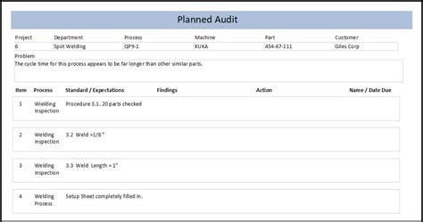privacy audit template image collections templates