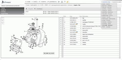 service manuals schematics 1989 lamborghini countach spare parts catalogs lamborghini sdf e parts