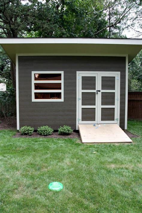 diy   build  shed shop desires pinterest diy