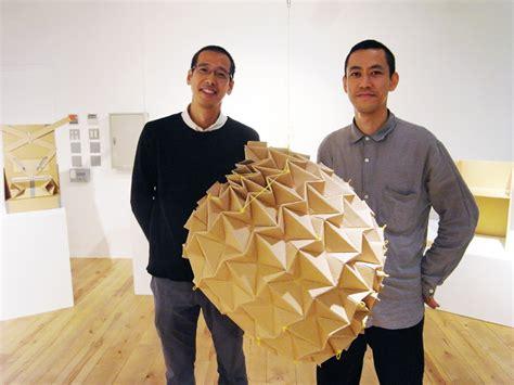 designboom friends makoto orisaki or ita rotary cardboard cutter blade part 1